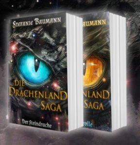 Die Drachenland-Saga Bücher