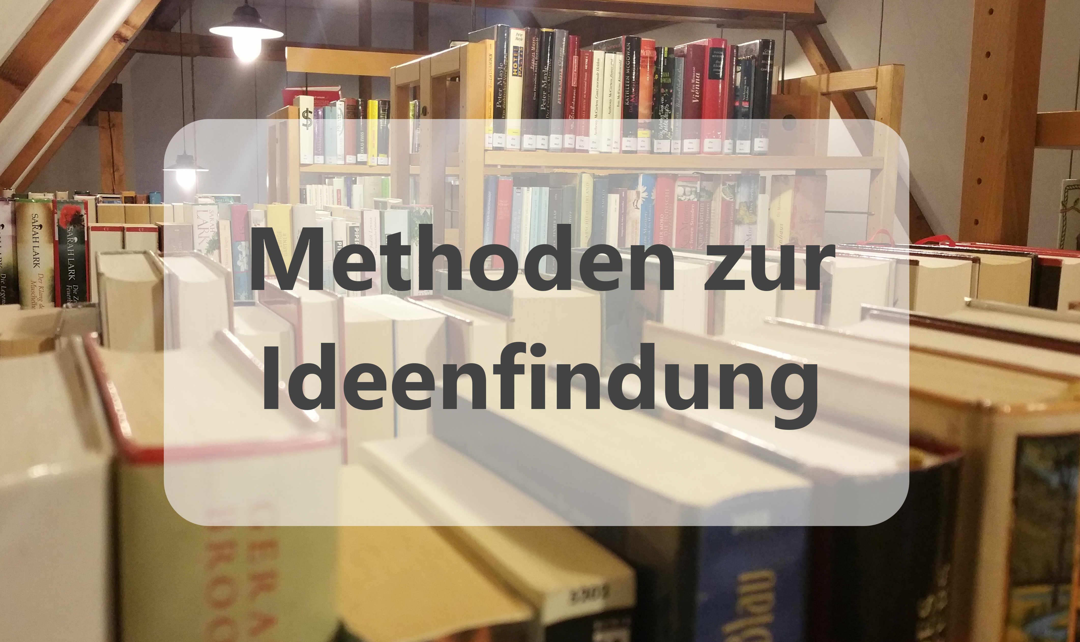 Bibliothek zur Ideenfindung