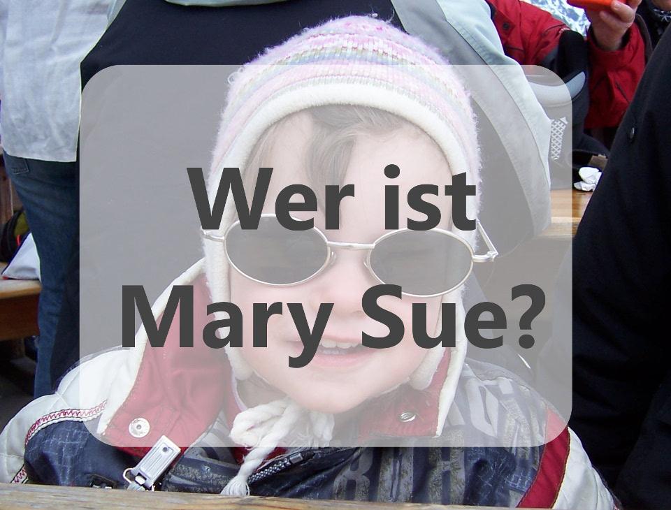 Kleinkind mit Sonnenbrille Mary Sue