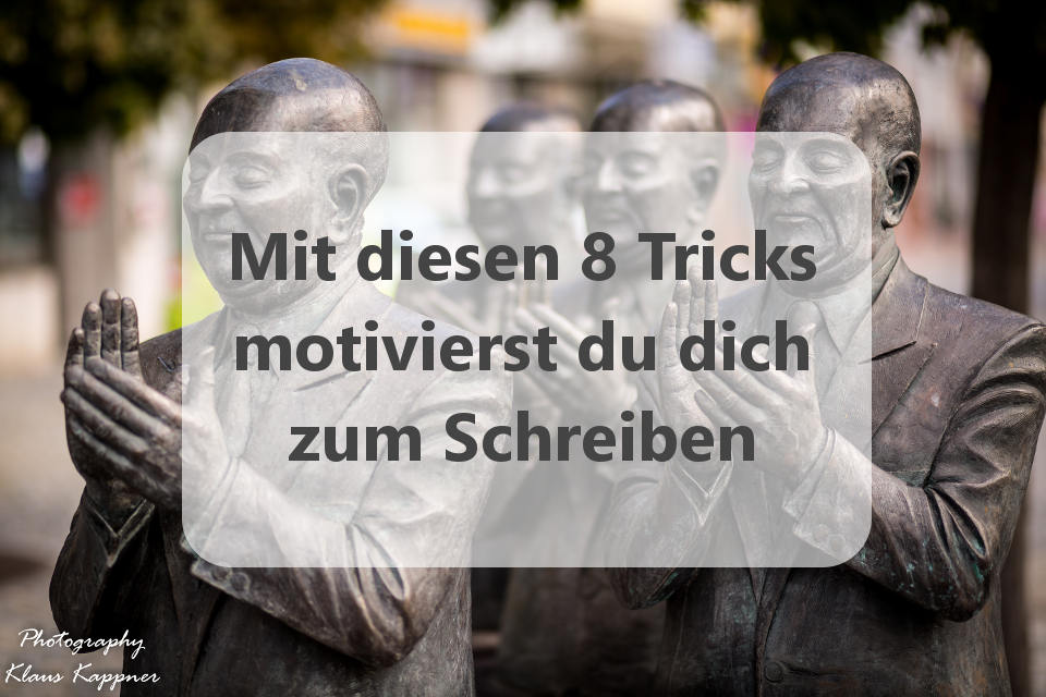 Motivation: Beifall klatschen in Schwetzingen