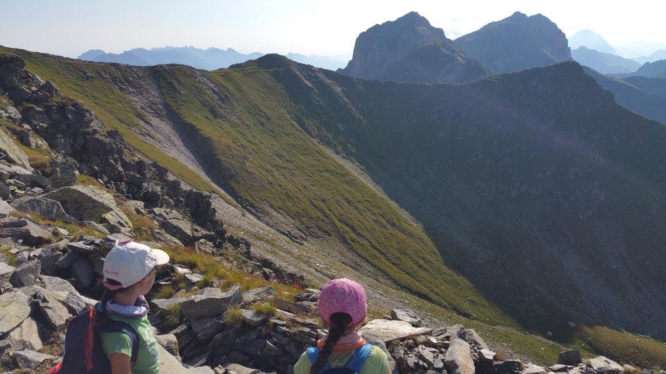 Pfannspitz-Grat Karnischer Höhenweg
