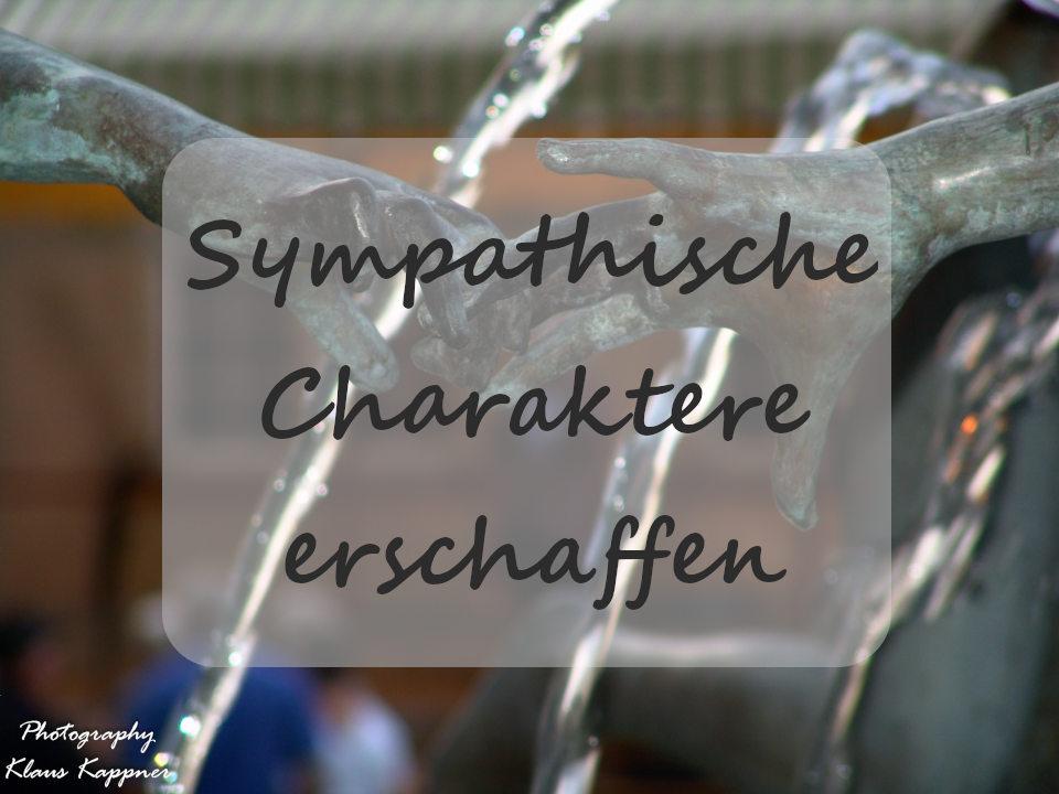 Sympathische Charaktere erschaffen