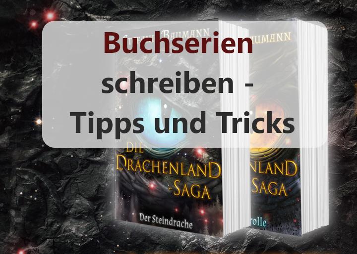 Buchserien schreiben - Tipps und Tricks